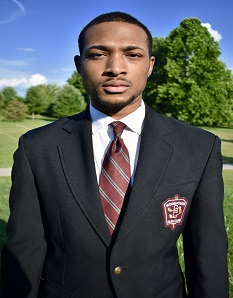 Darron Marble, Student Conductor - Senior Music major from Indianapolis, IN